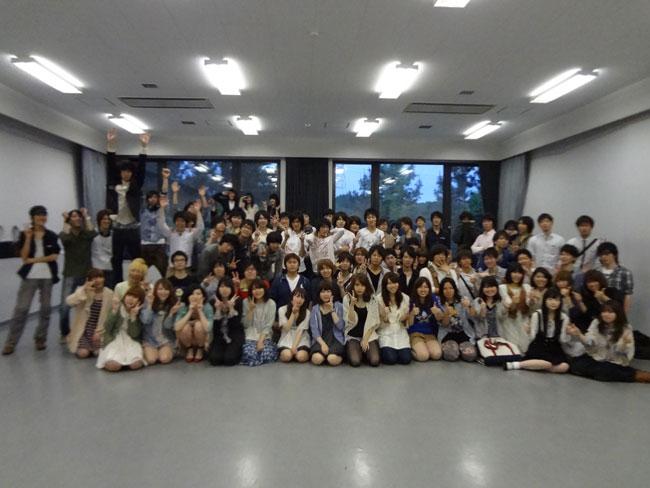 京都オススメ軽音サークル 第八回 同志社大学 f a c さん 京都の音楽