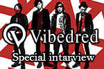 スペシャルインタビュー Vibedred