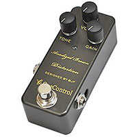 Anodized Brown Distortion