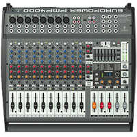 BEHRINGER PMP4000 EUROPOWER   機材詳細   スタジオラグ