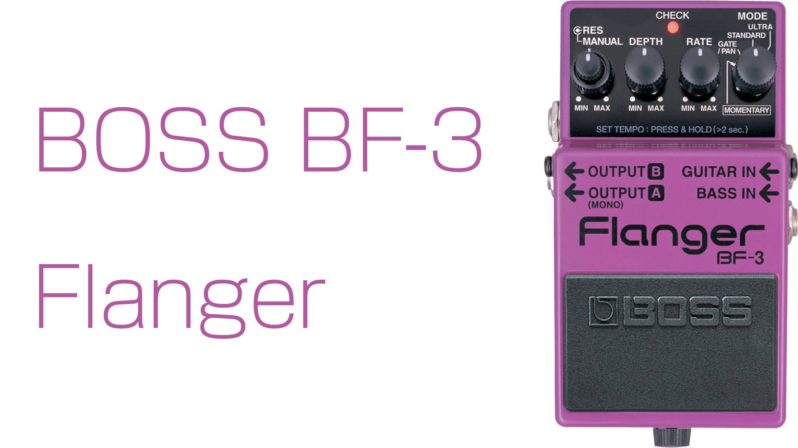 BOSS-BF-3