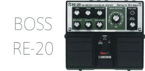 BOSS RE-20