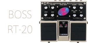 BOSS RT-20