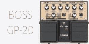 BOSS GP-20