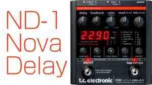 TC-Electronic-Nova-Delay