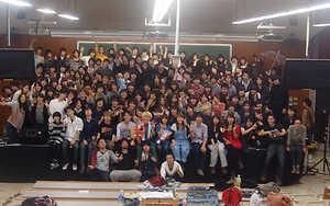 京都大学軽音サークル「ZETS」 | スタジオラグ