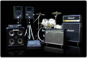 楽器・機材レンタル | スタジオラグ