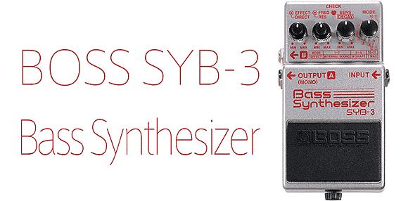 BOSS SYB-3