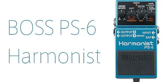 BOSS PS-6