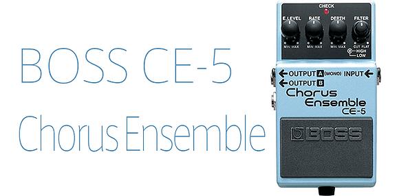 BOSS CE-5