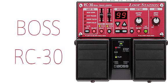 BOSS RC-30