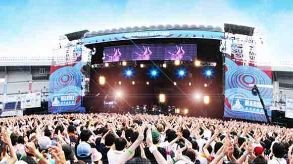 【2016年】関東の夏フェス・ロックフェス・野外フェス・音楽フェス一覧