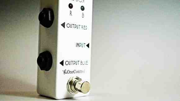1ループボックスとABボックスの違いとは?シンプルなOne Control Minimal Seriesで比べてみよう!