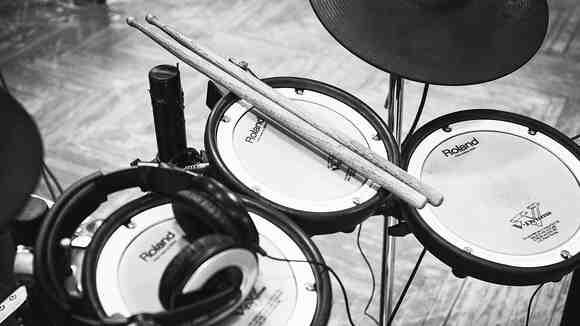 マンションでの電子ドラムの騒音振動対策