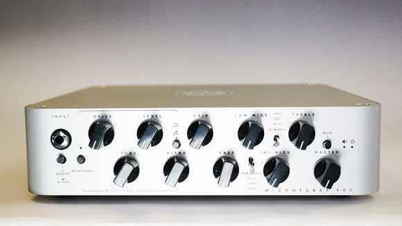 超絶人気のベースアンプ!DARKGLASS ELECTRONICS MICROTUBES 900