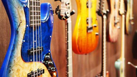 ベースは弦で変わる!弦を厳選するための知識 長さ・太さ編