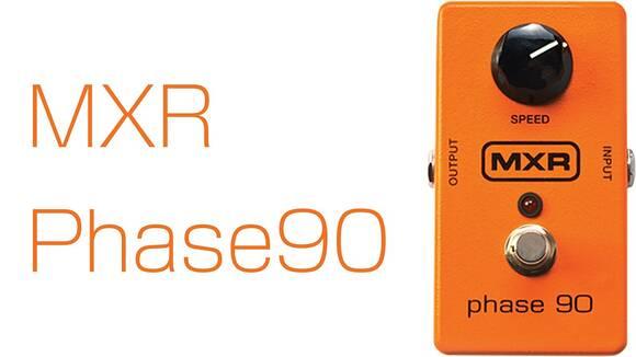 MXR Phase90