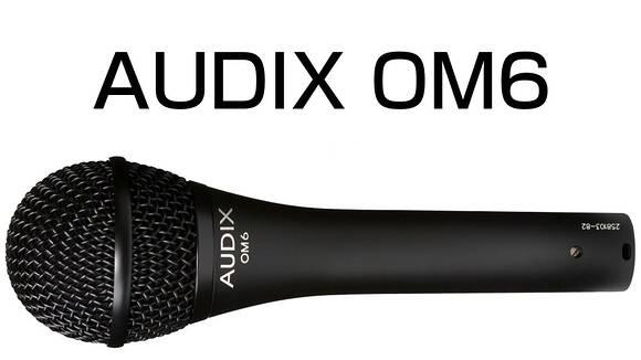 AUDIX-OM6