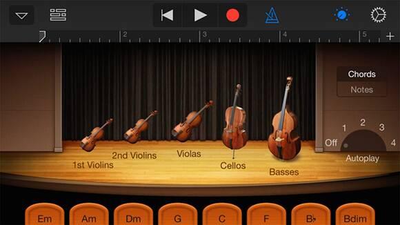 【誰でも曲が作れる!】iPhoneアプリ-GarageBandの基本的な使い方