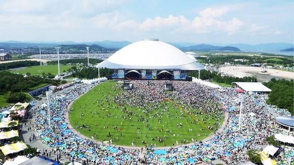 【2016年】中国・四国地方の夏フェス・ロックフェス・野外フェス・音楽フェス一覧