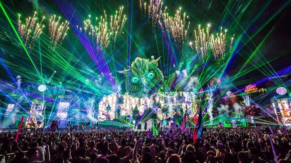 全国のEDMフェス【2016】音楽イベント一覧