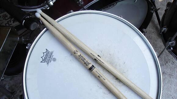 【ドラム初心者のための】ドラムロールのやり方