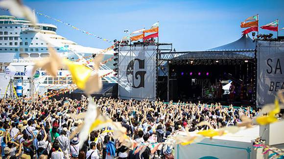 神奈川フェスカレンダー【2016】音楽フェス・野外イベントまとめ