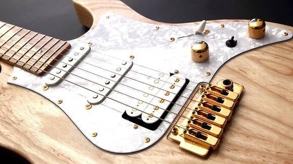【オリジナルギター】フジゲンのEOSギターをオーダーしてみた