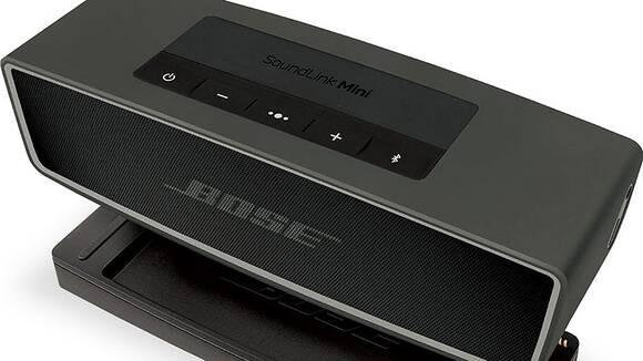 DTMerのサブスピーカーにおすすめ。Bluetooth対応の小さな巨人、Bose SoundLink mini