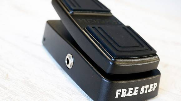 1台でワウペダルにもボリュームペダルにも!コンパクトで使いやすいMOOER-FREE-STEP!