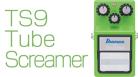 Ibanez-TS9-TUBE-SCREAMER