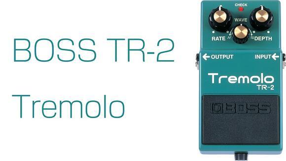 BOSS TR-2