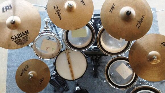 【ドラム初心者のための】セッティングの際に役立つヒント