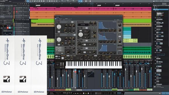 【DTM初心者のための】Studio-One(スタジオワン)の使い方。インストール編