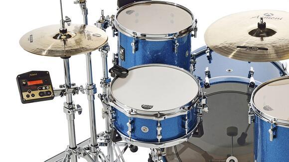 次世代のドラムのカタチ-Roland-ハイブリッドドラムシリーズ