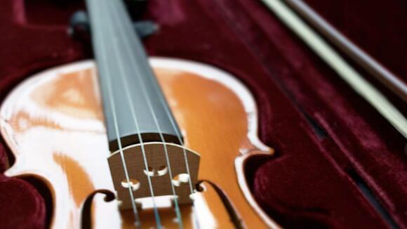バイオリンの正しい片づけ方