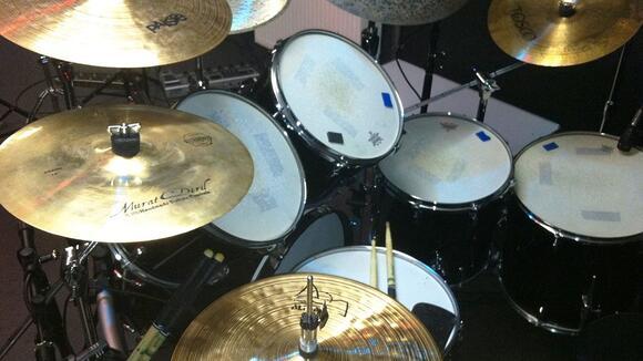 ドラムセットの基礎知識。各パートの名称と役割