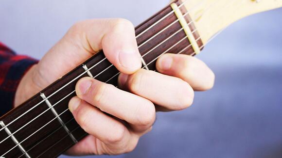 ギターのフレットから楽譜の調号を覚える方法