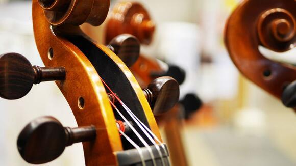 子ども用のバイオリンの選び方。サイズやチェック方法