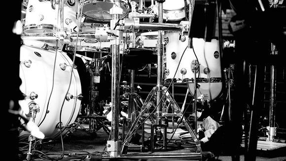 ドラムメンテナンスに便利な「556」の注意点