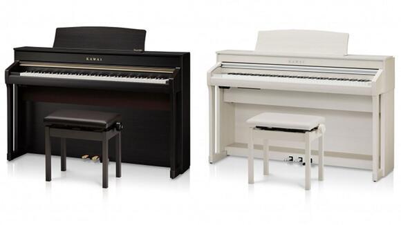 カワイの新しい電子ピアノ CA98・CA78・CA48の魅力