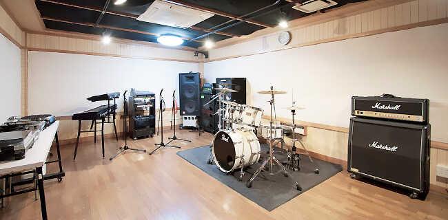 スタジオラグ伏見店Aスタジオ