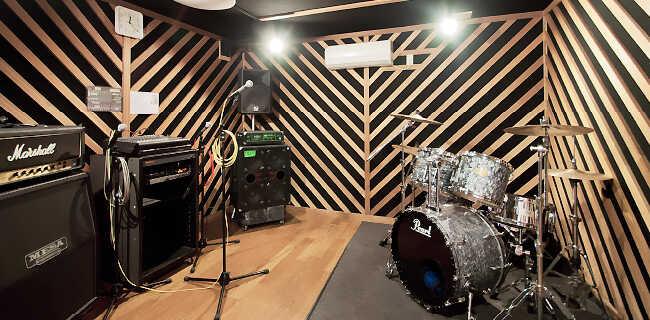 スタジオラグ伏見店Dスタジオ