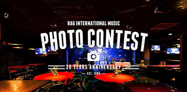 RAGフォトコンテスト|ラグインターナショナルミュージック
