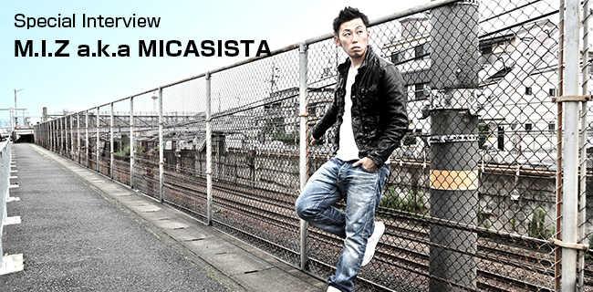 M.I.Z a.k.a MICASISTA | スタジオラグ