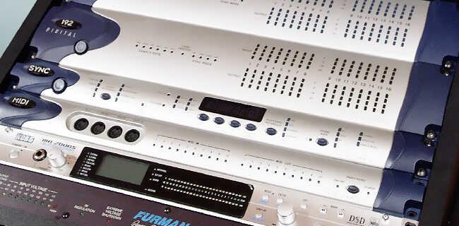 PROTOOLS HD3 ACCELシステムとDSDレコーダー「MR-2000S」
